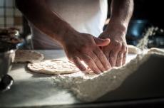 Preparazione (Pizzeria Carminiello - Corso Secondiglano)